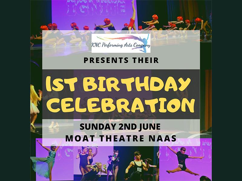 KNC First Birthday Celebration