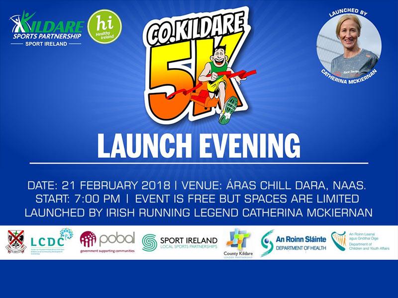 Launch of Kildare Active Communities Programme
