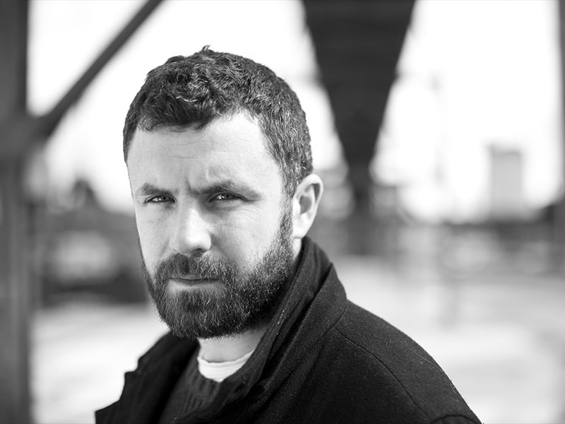 Mick Flannery Solo