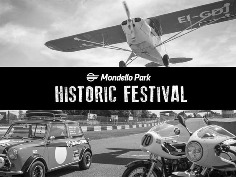 Mondello Park Historic Festival