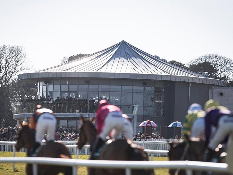 Horse Racing at Naas Racecourse