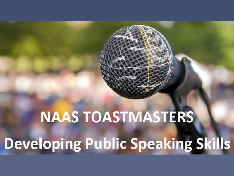 Naas Toastmasters Club (2018/2019)