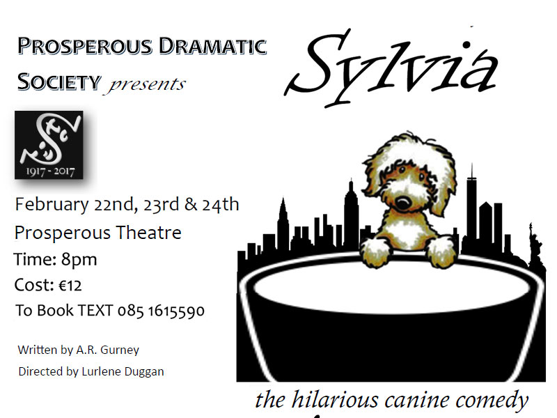 Prosperous Dramatic Society presents Sylvia
