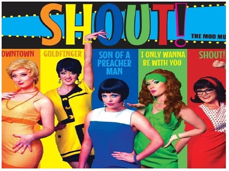 SHOUT! The 60s Mod Musical