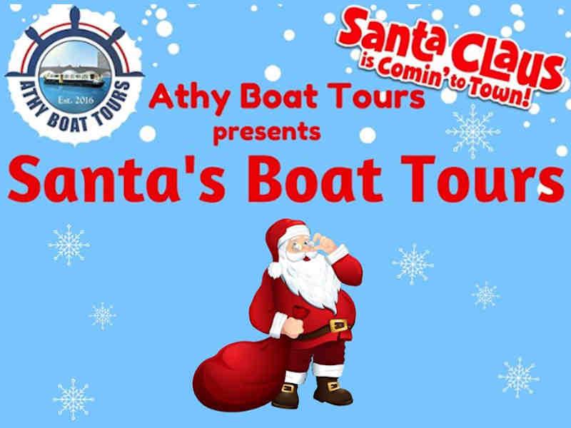 Santa's Boat Tours