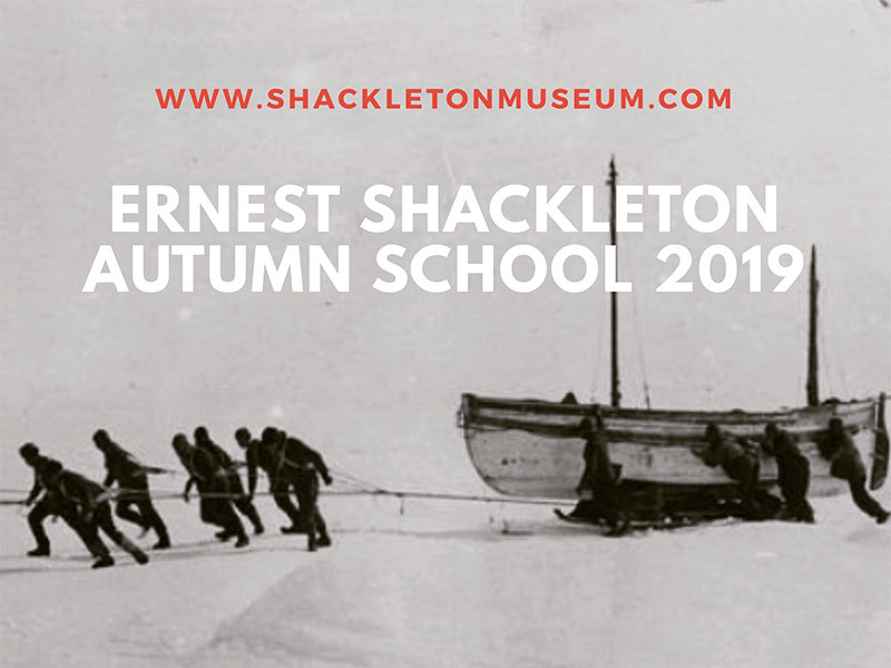 Shackleton Autumn School 2019