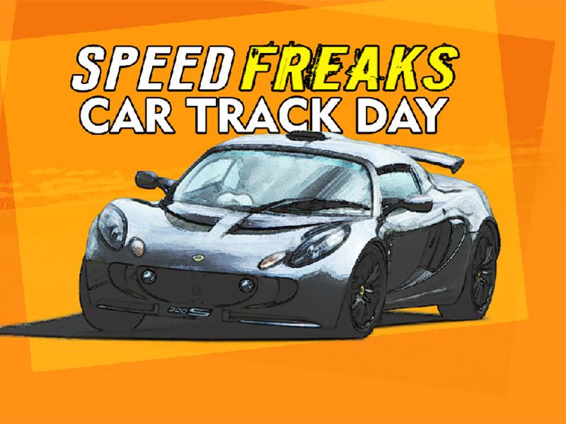 'Speed Freaks' Car Track Day