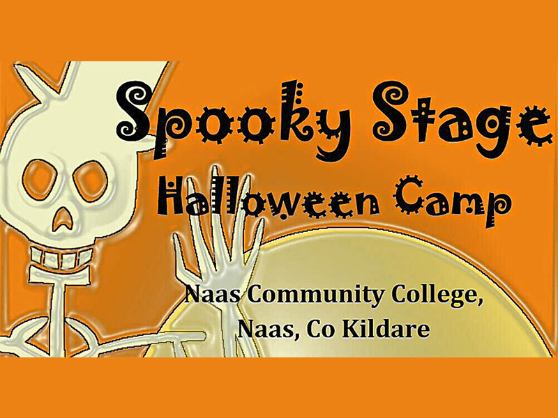 Spooky Stage Halloween Camp, Naas