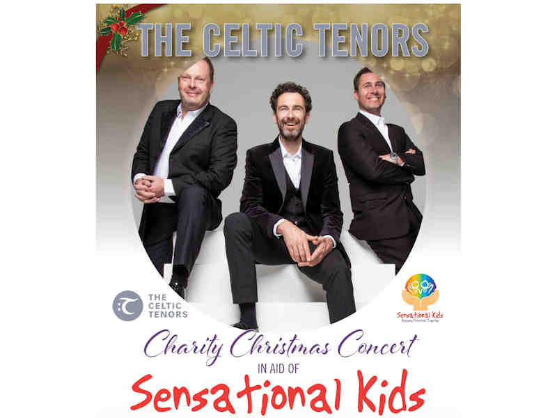 Celtic Tenors Charity Christmas Concert