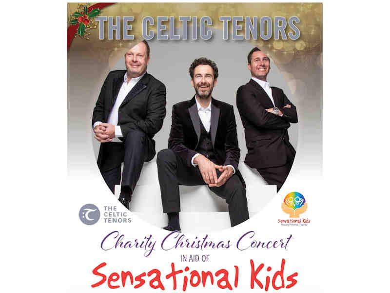 Celtic Tenors Charity Christmas Concert