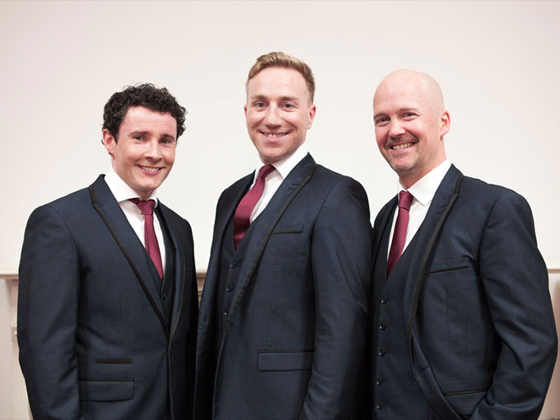 The Three Tenors Ireland