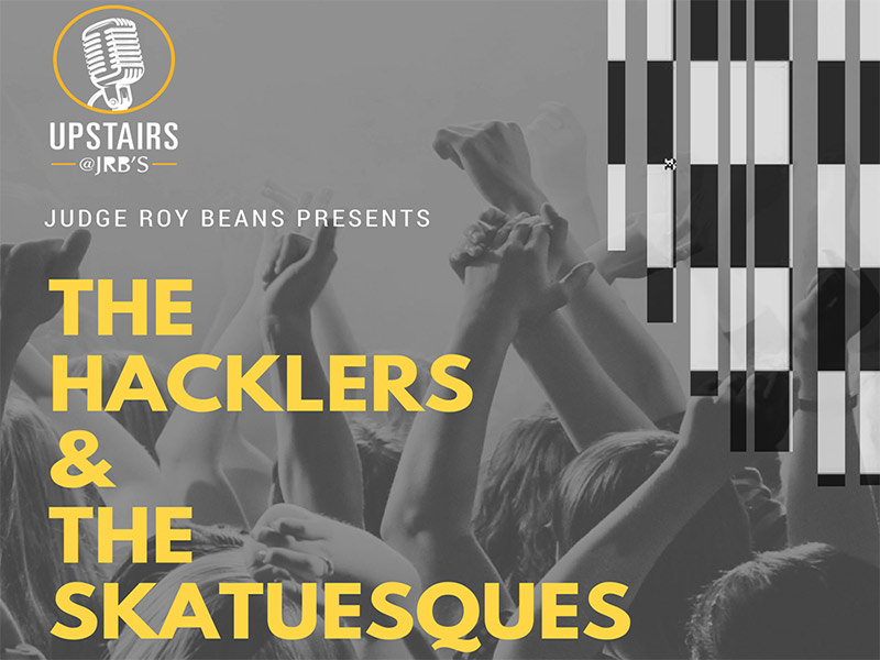 The Hacklers & The Skatuesques - Rudies Ska Club 001