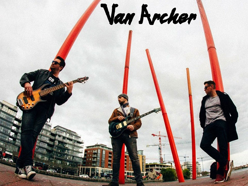 Van Archer concert at Toughers in Naas