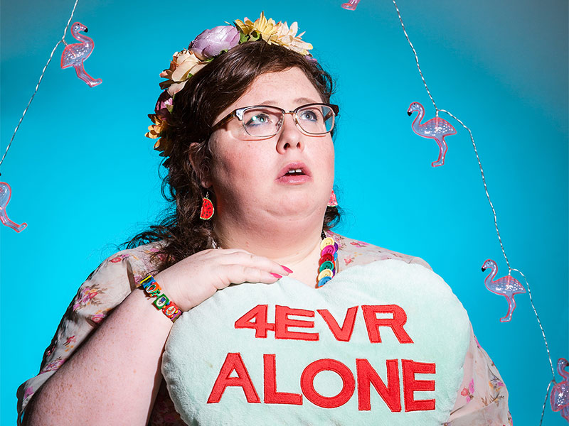 Alison Spittle:Worrier Princess