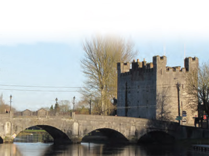 Walking through Athy's History