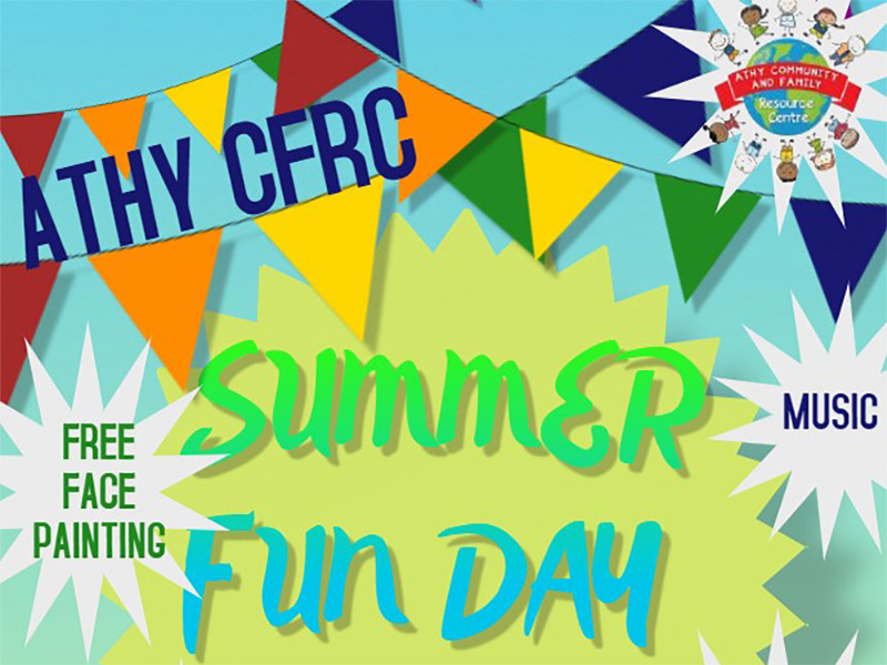 Family Fun Day at Athy CFRC