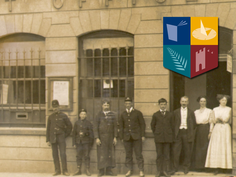 A History of the Post Office in Ireland