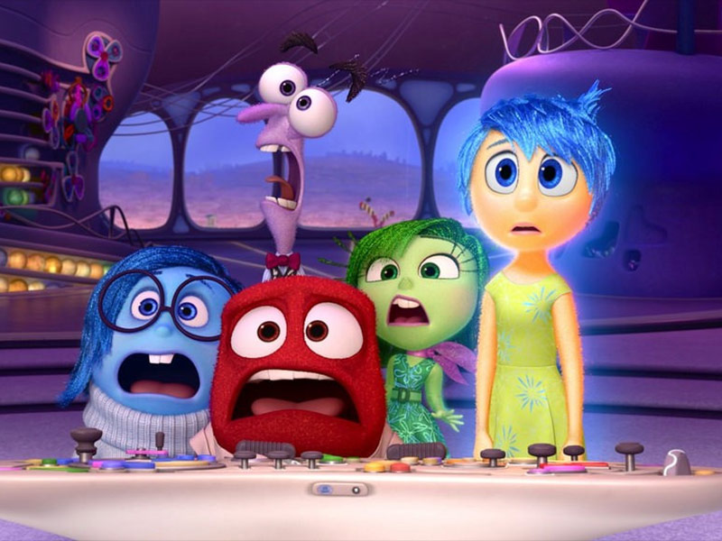 FAMILY Film: Inside Out