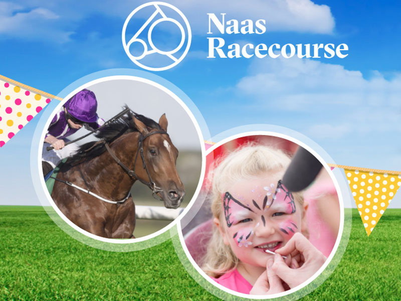 Family Fun Day at Naas Racecourse