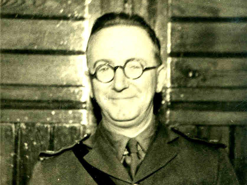 Talk on Major Patrick J Colgan