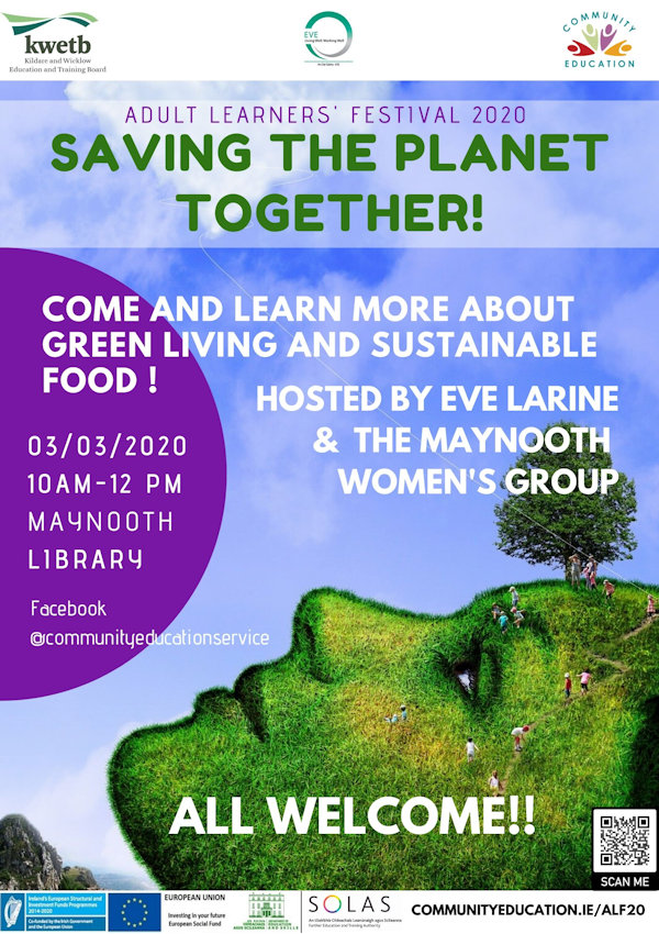 Saving The Planet Together