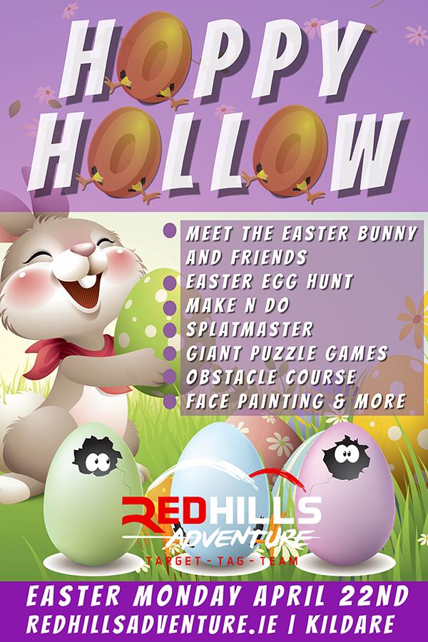 Happy Hollow at Redhills Adventure