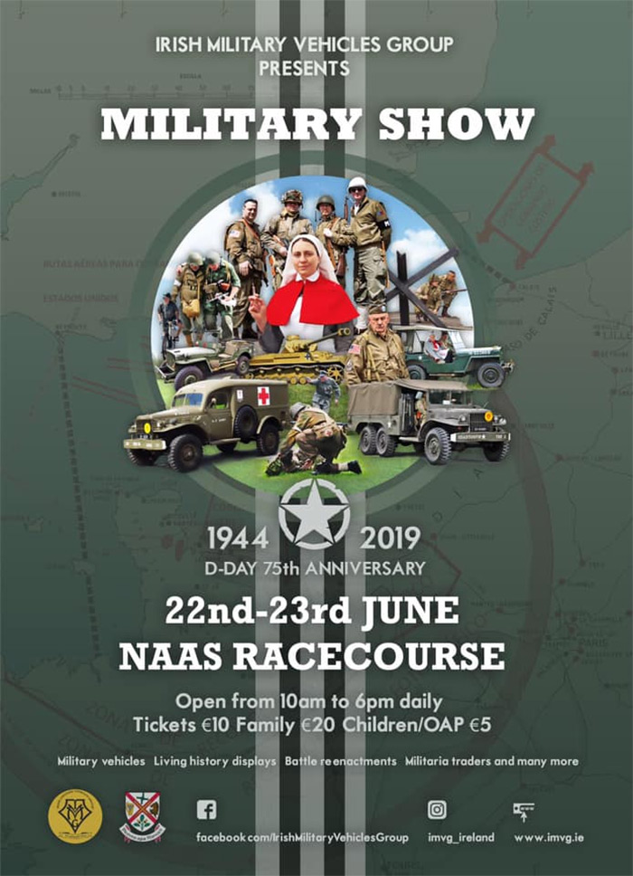 Irish Military Vehicles Group Military Show