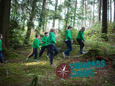 Summer Camps - Compass Club by Coillte