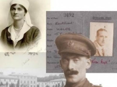 The Irish Country House and the Great War