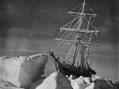 Shackleton's Ship 'Endurance' - Exhibition