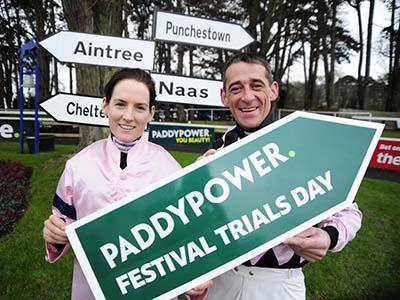 Paddy Power Cheltenham Trials Day