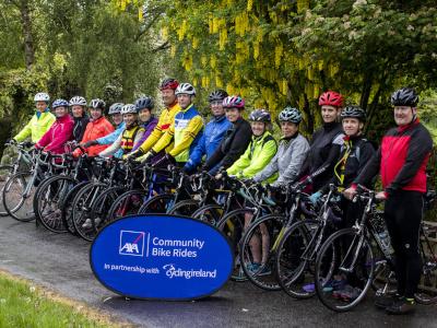 Axa Community Bike Ride