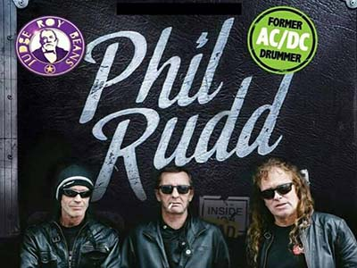 Phil Rudd - Back On The Beat Tour