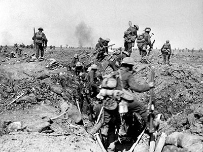 Heritage Week: Battle of the Somme