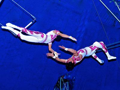 Circus Gerbola rolls into Athy!