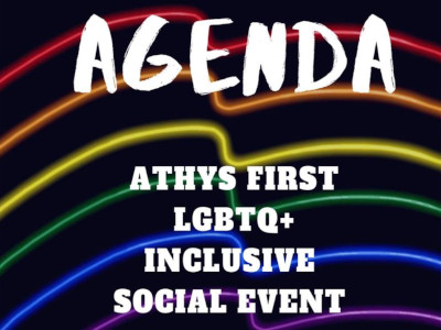 AGENDA : Athy's First LGBTQ+ Social Event