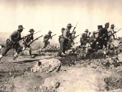 The Kildare ANZACs and their contribution to WW1