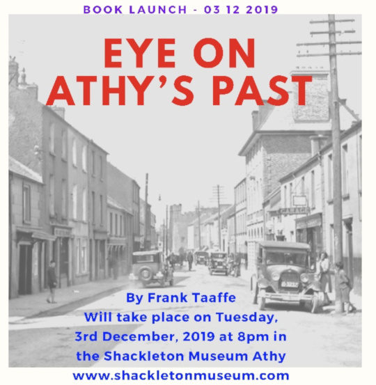 Eye on Athy's Past - Book Launch