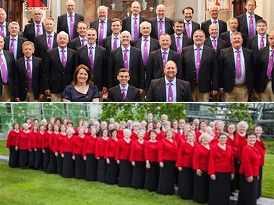 Baldonnel Singers and Nas Na Ri Singers Gala Concert