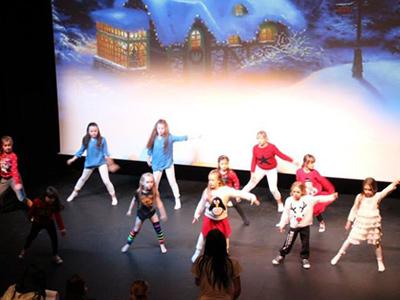 Dancetones Christmas Show