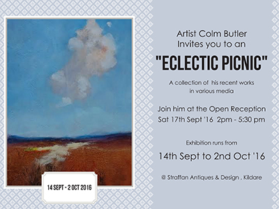'Eclectic Picnic' Exhibition