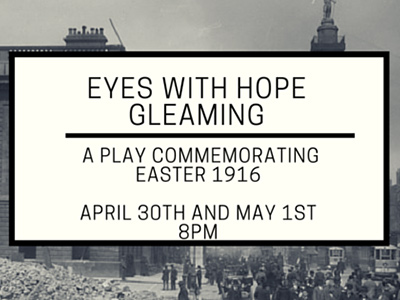 Eyes with Hope Gleaming