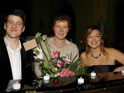 Helene Murray, Soprano and Eoin Hynes, Tenor