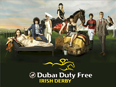 Dubai Duty Free Irish Derby Festival