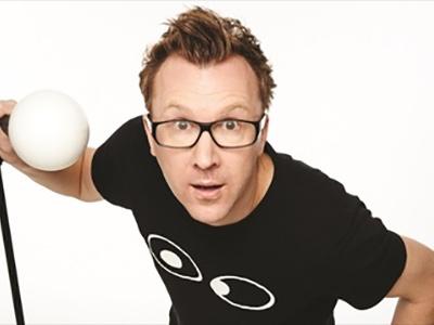 Comedy: Jason Byrne