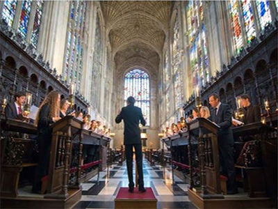 King's Voices - from King's College, Cambridge