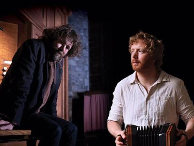 Liam O Maonlai and Cormac Begley