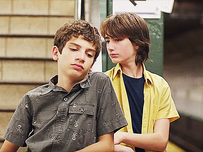 Cinema: Little Men