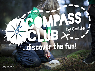 AfterSchool Adventure - Compass Club  by Coillte