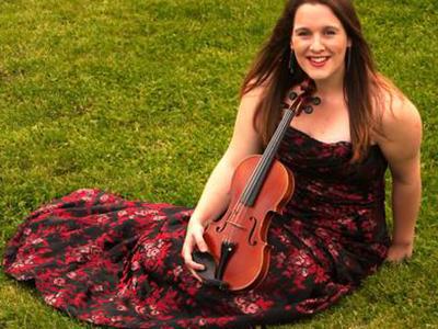 Lynda O'Connor, Violin